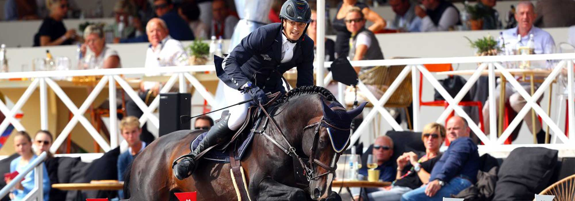 Photo Gaetan Decroix cavalier Horsefeed